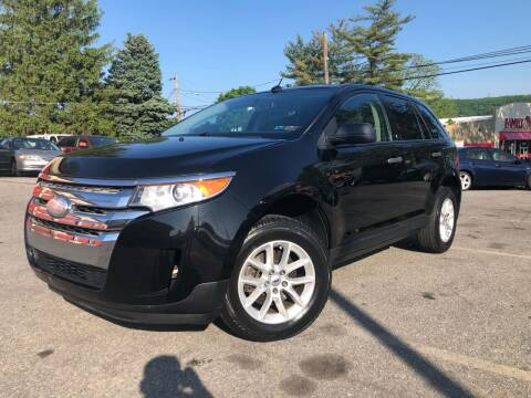 2013 Ford Edge for sale at Keystone Auto Center LLC in Allentown PA