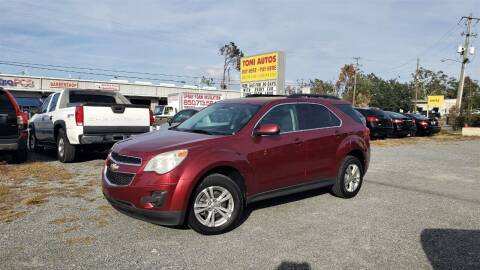 2011 Chevrolet Equinox for sale at TOMI AUTOS, LLC in Panama City FL