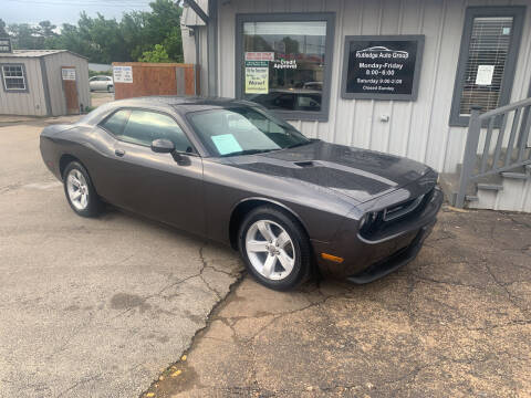 2014 Dodge Challenger for sale at Rutledge Auto Group in Palestine TX