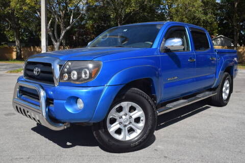 2006 Toyota Tacoma for sale at Easy Deal Auto Brokers in Hollywood FL