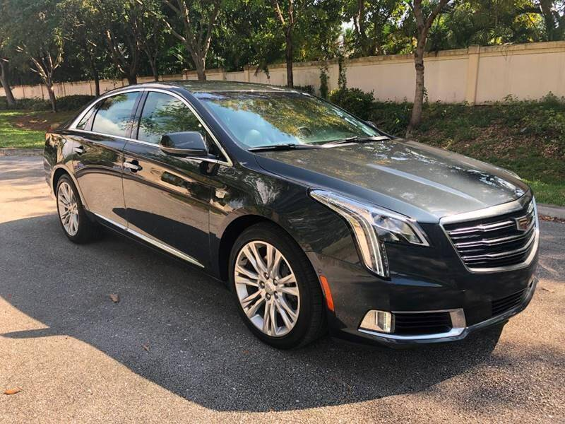 2019 Cadillac XTS for sale at DELRAY AUTO MALL in Delray Beach FL