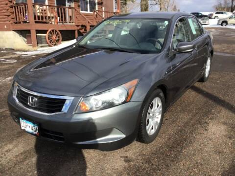 2010 Honda Accord for sale at Sparkle Auto Sales in Maplewood MN