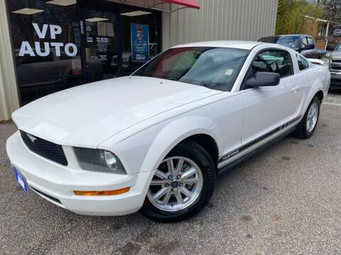 2008 Ford Mustang for sale at VP Auto in Greenville SC