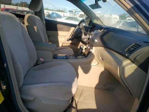 2008 Toyota Highlander for sale at CarGeek in Tampa FL
