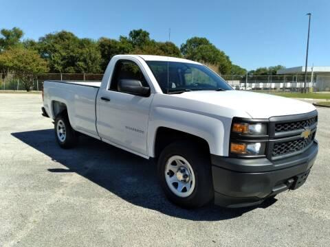 2014 Chevrolet Silverado 1500 for sale at KAM Motor Sales in Dallas TX