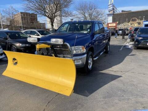 2011 RAM Ram Pickup 2500 for sale at Sonias Auto Sales in Worcester MA