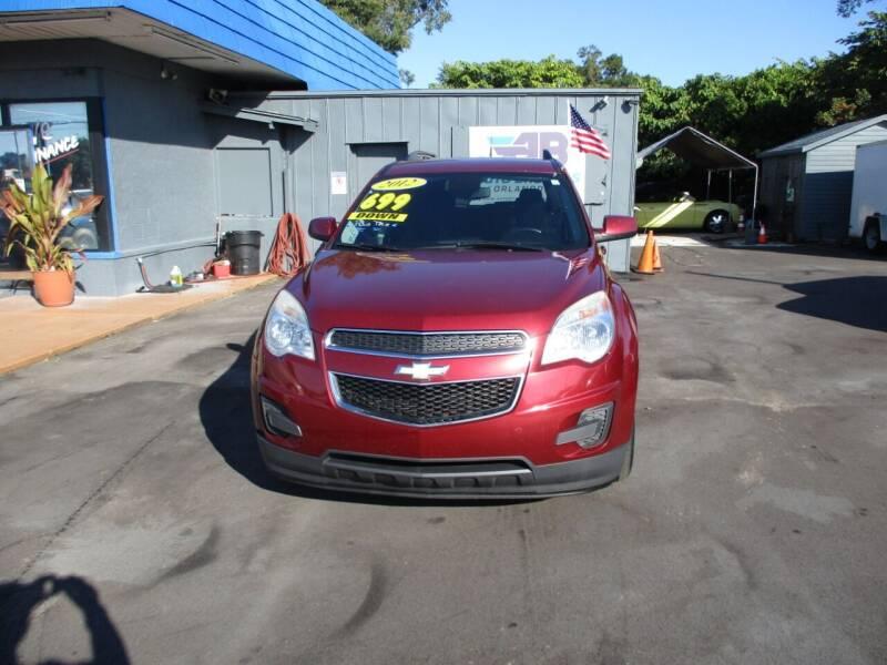 2012 Chevrolet Equinox for sale at AUTO BROKERS OF ORLANDO in Orlando FL