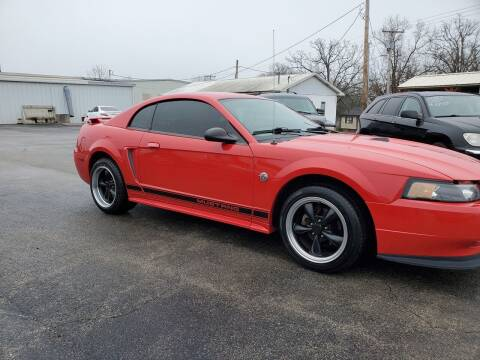 2004 Ford Mustang for sale at Aaron's Auto Sales in Poplar Bluff MO