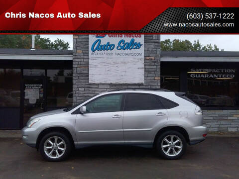 2009 Lexus RX 350 for sale at Chris Nacos Auto Sales in Derry NH