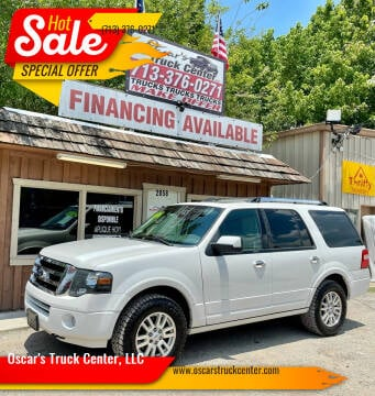 2014 Ford Expedition for sale at Oscar's Truck Center, LLC in Houston TX