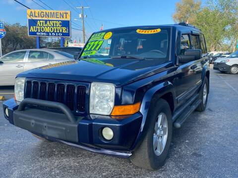 2006 Jeep Commander for sale at RoMicco Cars and Trucks in Tampa FL