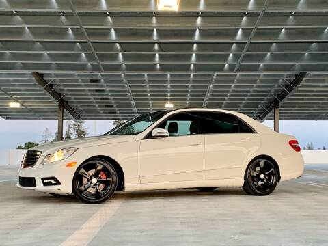 2011 Mercedes-Benz E-Class for sale at Car Hero LLC in Santa Clara CA