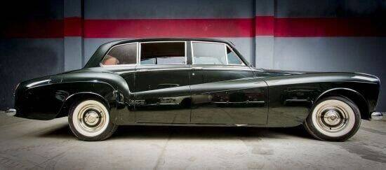 1961 Rolls-Royce Phantom V Coachwork by Chapron for sale at McQueen Classics in Lewes DE