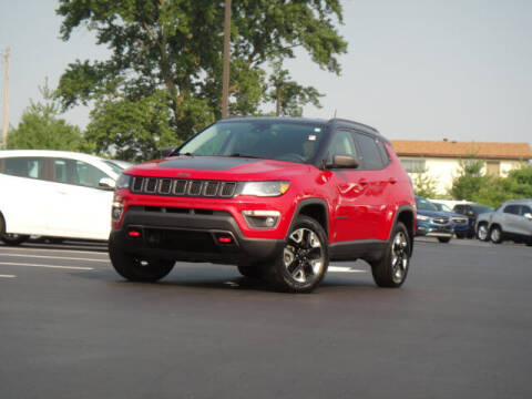 2018 Jeep Compass for sale at Jack Schmitt Chevrolet Wood River in Wood River IL