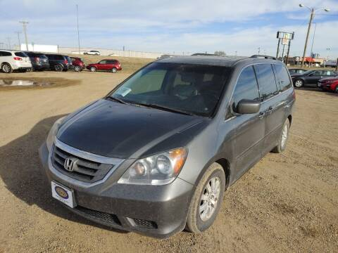 2008 Honda Odyssey for sale at BERG AUTO MALL & TRUCKING INC in Beresford SD