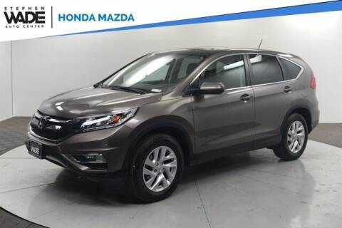 2015 Honda CR-V for sale at Stephen Wade Pre-Owned Supercenter in Saint George UT
