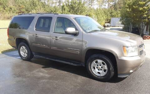 2011 Chevrolet Suburban for sale at Mathews Used Cars, Inc. in Crawford GA