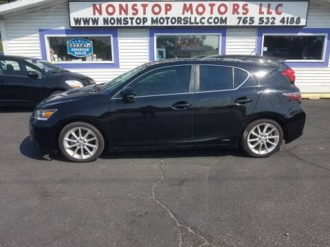 2012 Lexus CT 200h for sale at Nonstop Motors in Indianapolis IN