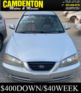 2006 Hyundai Elantra for sale at Camdenton Motors & Marine in Camdenton MO