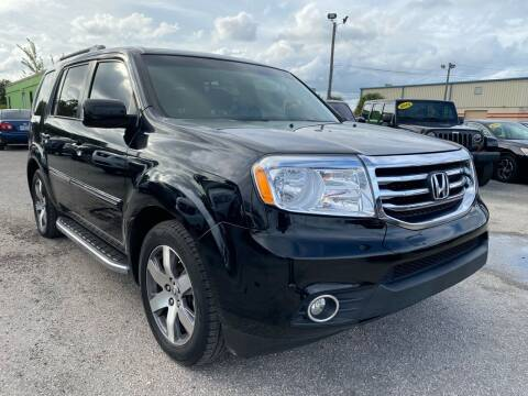 2015 Honda Pilot for sale at Marvin Motors in Kissimmee FL