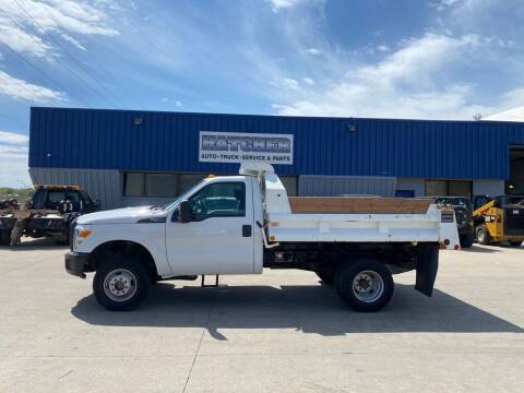 2012 Ford F-350 Super Duty for sale at HATCHER MOBILE SERVICES & SALES in Omaha NE