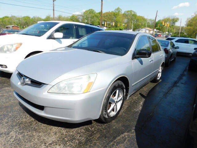 2005 Honda Accord for sale at WOOD MOTOR COMPANY in Madison TN