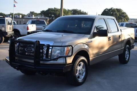 2011 Ford F-150 for sale at Capital City Trucks LLC in Round Rock TX