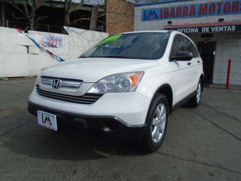 2007 Honda CR-V for sale at IBARRA MOTORS INC in Cicero IL