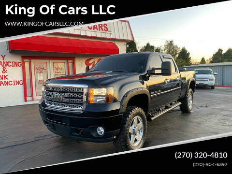 2011 GMC Sierra 2500HD for sale at King of Cars LLC in Bowling Green KY