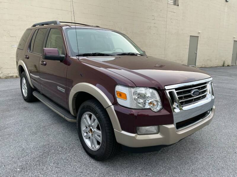 2008 Ford Explorer for sale at CROSSROADS AUTO SALES in West Chester PA