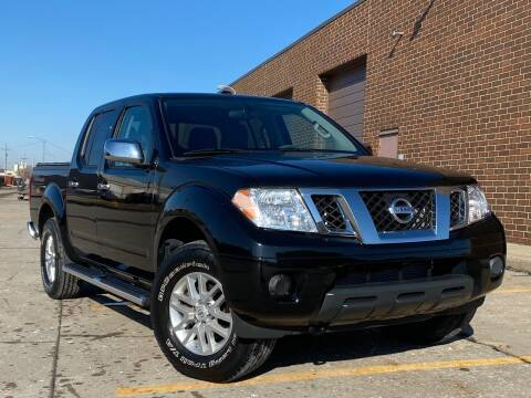 2016 Nissan Frontier for sale at Effect Auto Center in Omaha NE