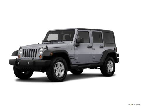 2013 Jeep Wrangler Unlimited for sale at B & B Auto Sales in Brookings SD