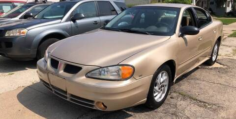 2004 Pontiac Grand Am for sale at Petite Auto Sales in Kenosha WI