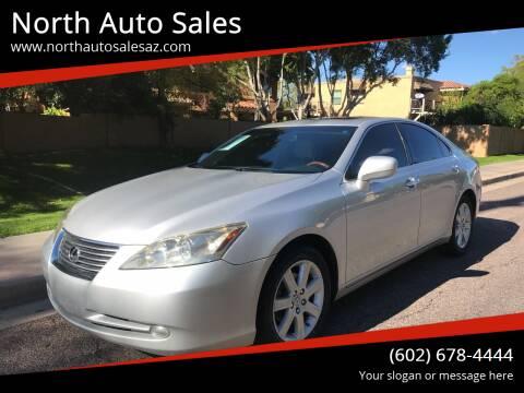 2007 Lexus ES 350 for sale at North Auto Sales in Phoenix AZ