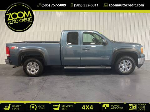 2013 GMC Sierra 1500 for sale at ZoomAutoCredit.com in Elba NY