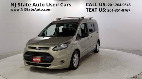 2015 Ford Transit Connect Wagon for sale at NJ State Auto Auction in Jersey City NJ