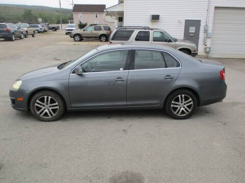 2005 Volkswagen Jetta for sale at ROUTE 119 AUTO SALES & SVC in Homer City PA