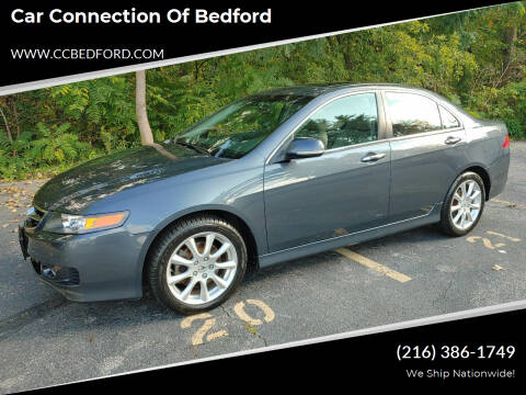 2008 Acura TSX for sale at Car Connection of Bedford in Bedford OH