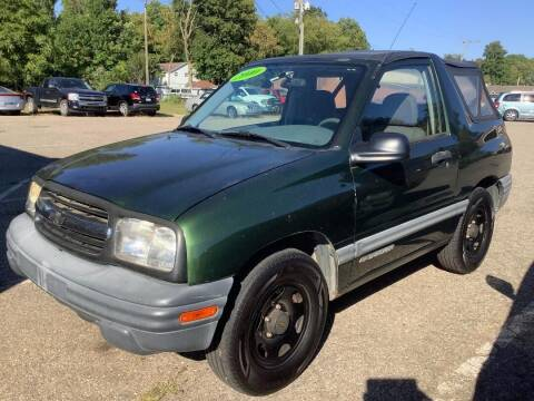 2000 Chevrolet Tracker for sale at Mark's Sales and Service in Schoolcraft MI