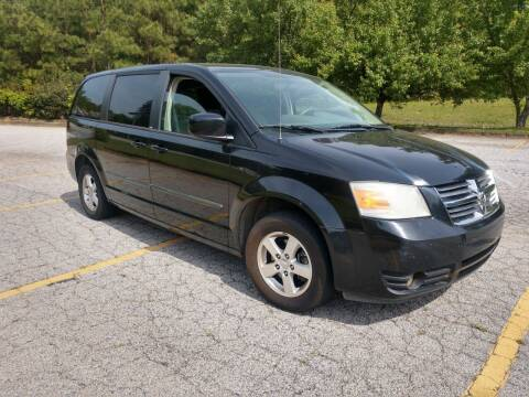 2008 Dodge Grand Caravan for sale at WIGGLES AUTO SALES INC in Mableton GA