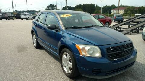 2009 Dodge Caliber for sale at Kelly & Kelly Supermarket of Cars in Fayetteville NC
