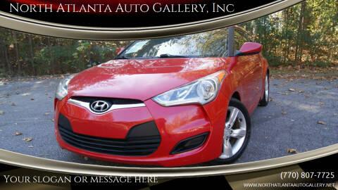 2013 Hyundai Veloster for sale at North Atlanta Auto Gallery, Inc in Alpharetta GA