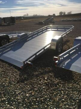 2021 Aluma 7814 S Tilt #1125 for sale at Prairie Wind Trailers, LLC in Harrisburg SD