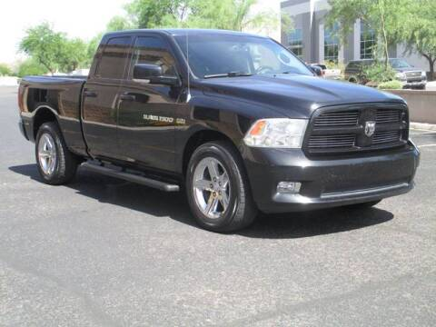 2011 RAM Ram Pickup 1500 for sale at COPPER STATE MOTORSPORTS in Phoenix AZ