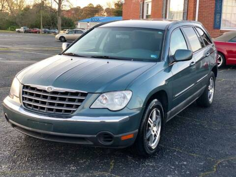 2007 Chrysler Pacifica for sale at Carland Auto Sales INC. in Portsmouth VA