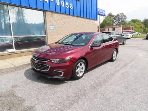 2016 Chevrolet Malibu for sale at 1st Choice Autos in Smyrna GA