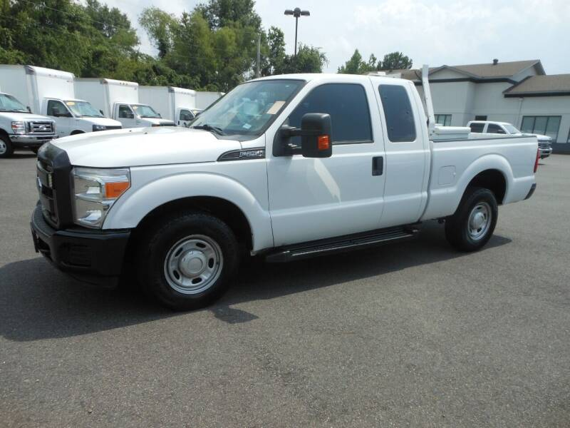 2015 Ford F-250 Super Duty for sale at Benton Truck Sales in Benton AR