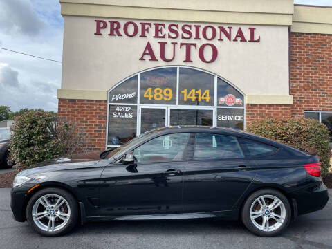 2016 BMW 3 Series for sale at Professional Auto Sales & Service in Fort Wayne IN