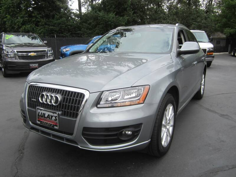 2011 Audi Q5 for sale at LULAY'S CAR CONNECTION in Salem OR