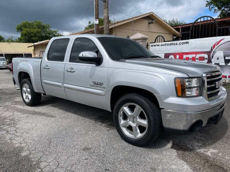 2013 GMC Sierra 1500 for sale at Auto A to Z / General McMullen in San Antonio TX